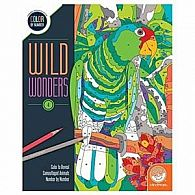 Color by Numbers Wild Wonder 4